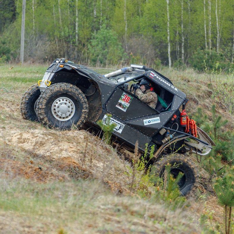 Чемпионат и Кубок Брянской области по автомобильному спорту