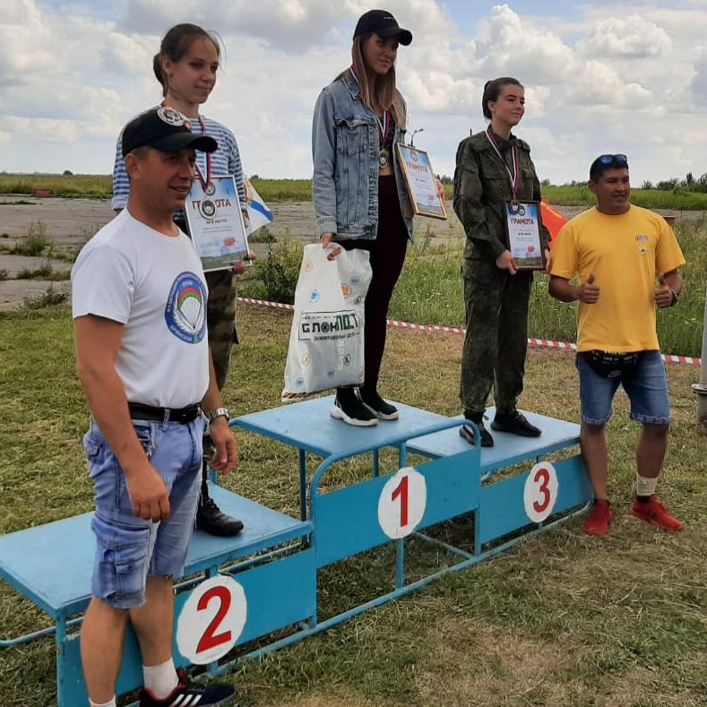Итоги чемпионата и первенства Брянской области по парашютному спорту
