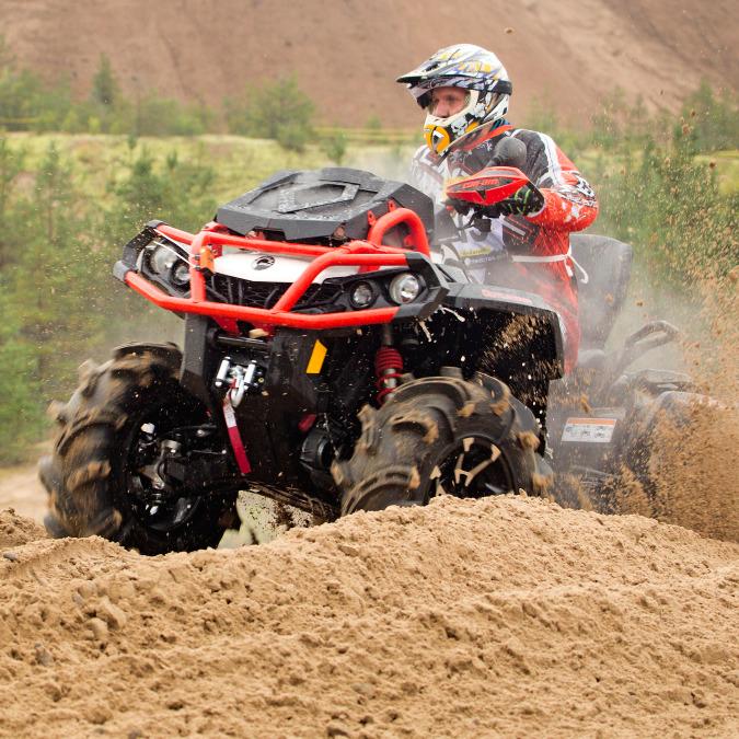 Чемпионат и Кубок Брянской области по мотоциклетному спорту