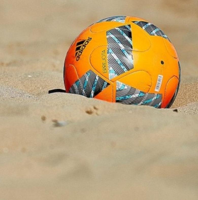 Чемпионат России по пляжному футболу