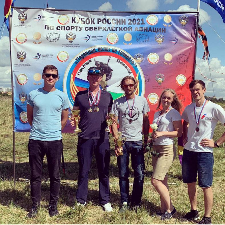 Итоги Кубка России по спорту сверхлегкой авиации