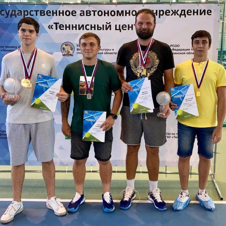 Итоги Чемпионата Брянской области по теннису