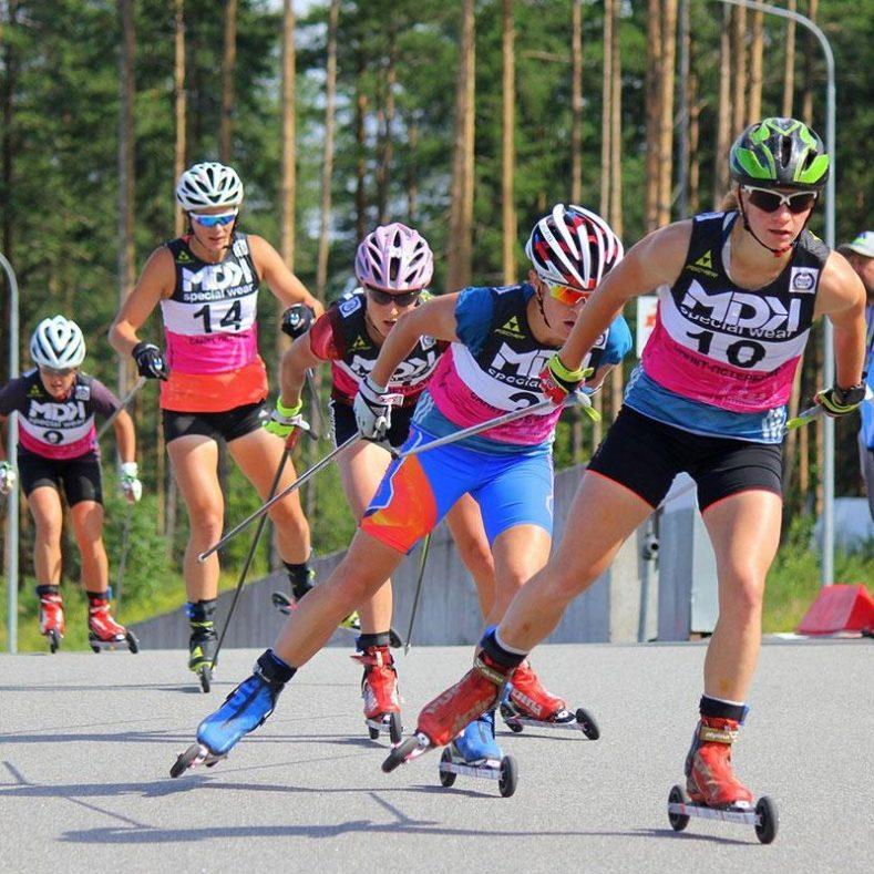 Первенство России (лыжероллеры) по лыжным гонкам