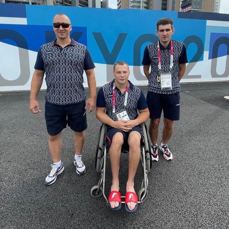 Брянские спортсмены на XVI Паралимпийских летних играх в Токио!