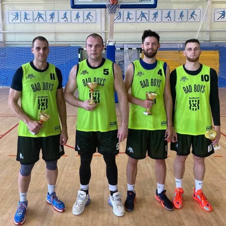Итоги Чемпионата Брянской области по баскетболу 3х3