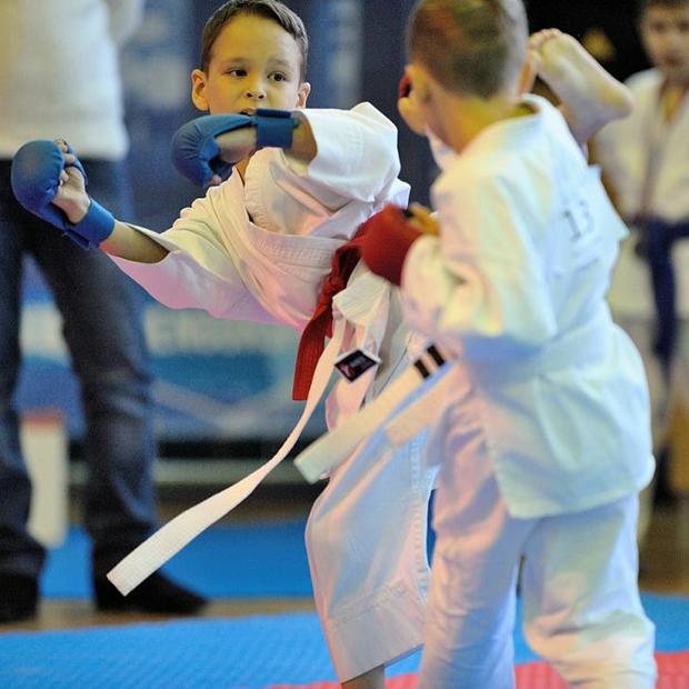 XIII открытые Всероссийские юношеские Игры боевых искусств-2021