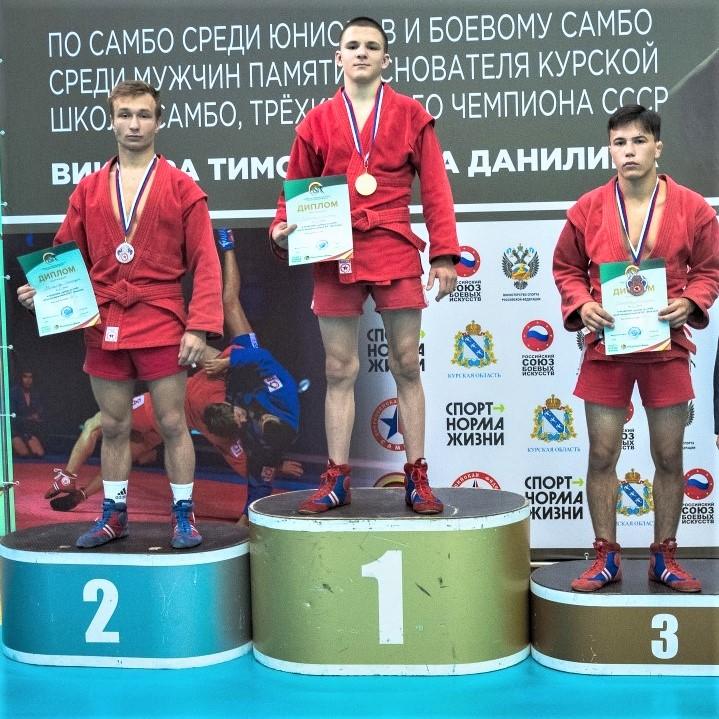Итоги турнира по самбо памяти В.Т. Данилина