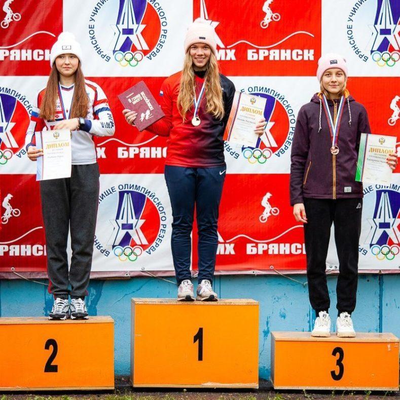 Итоги Чемпионата и Первенства России по велосипедному спорту (ВМХ)