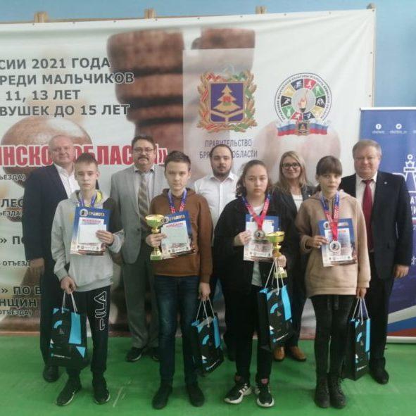 Всероссийские соревнования - этап Кубка России 2021 по шахматам