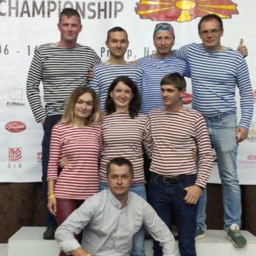 Чемпионат Мира по спорту сверхлегкой авиации